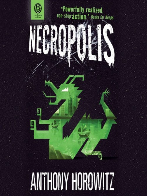 The Power of Five Book 4: Necropolis Cover