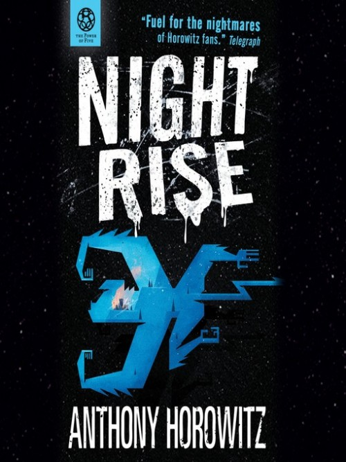The Power of Five Book 3: Nightrise Cover