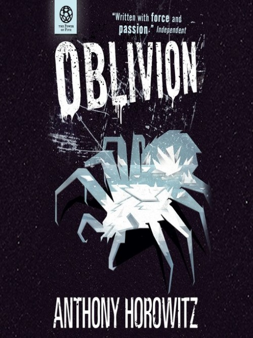 The Power of Five Book 5: Oblivion Cover