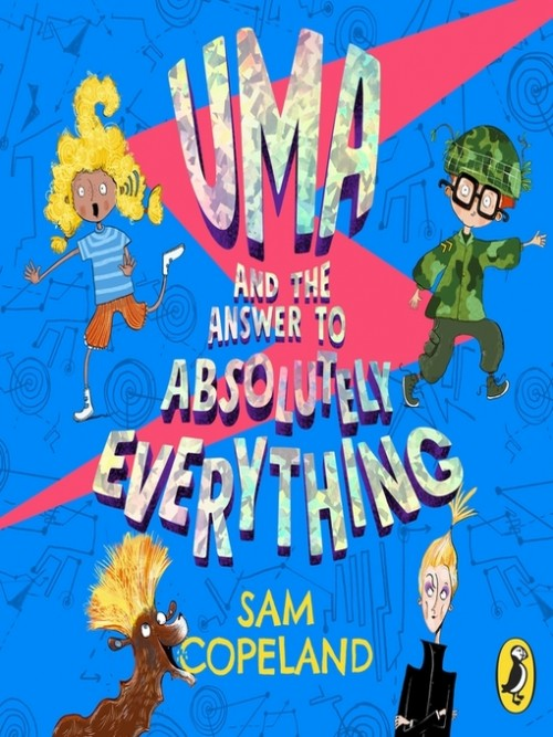 Uma and the Answer to Absolutely Everything Cover