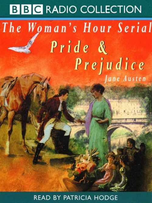 Pride and Prejudice: The Woman's Hour Serial Cover