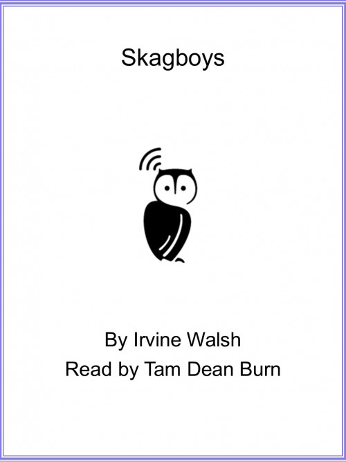 Skagboys Cover