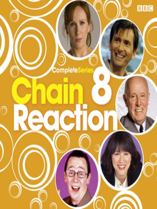 Chain Reaction Complete Series 8 Cover