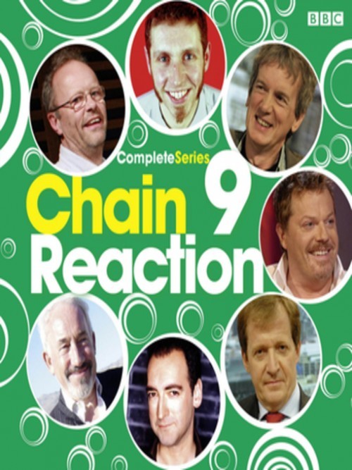 Chain Reaction Complete Series 9 Cover