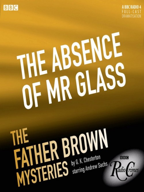 Father Brown Series 2 Episode 1: The Absence of Mr Glass Cover