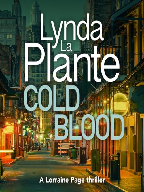 Lorraine Page Book 2: Cold Blood Cover