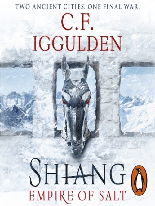 Empire of Salt Series Book 2: Shiang Cover