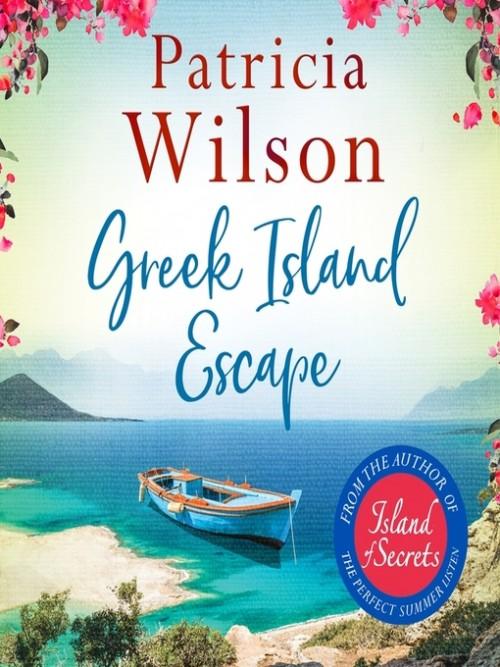 Greek Island Escape Cover