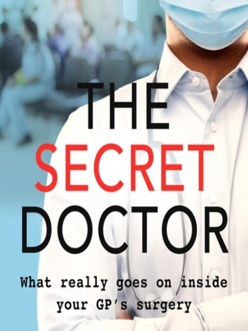 The Secret Doctor Cover