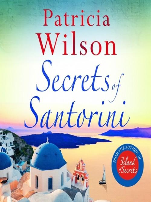 Secrets of Santorini Cover
