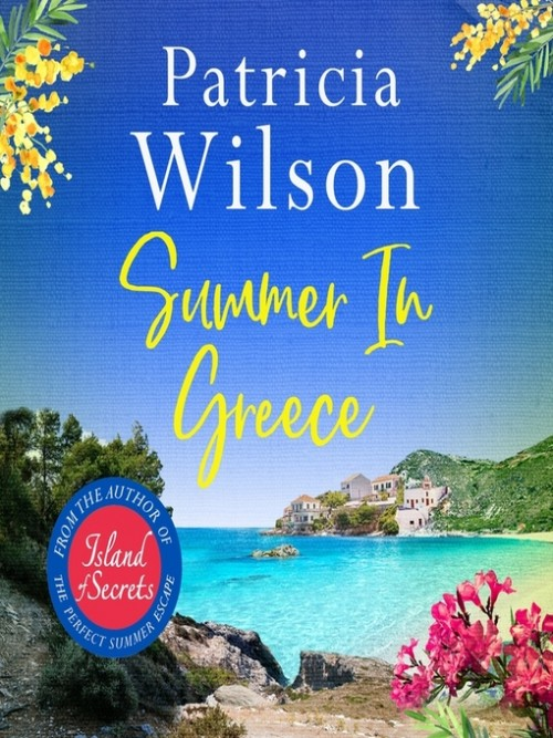 Summer in Greece Cover