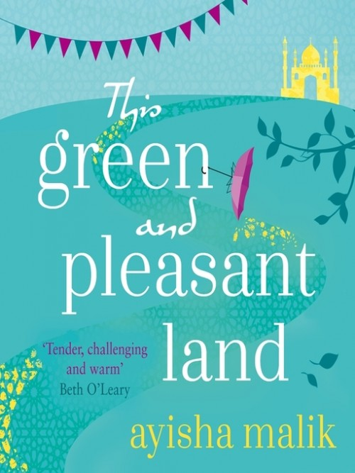 The Green and Pleasant Land Cover