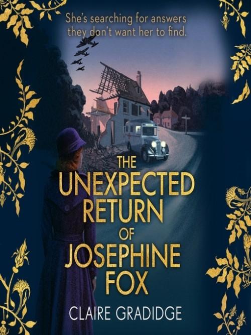 The Unexpected Return of Josephine Fox Cover