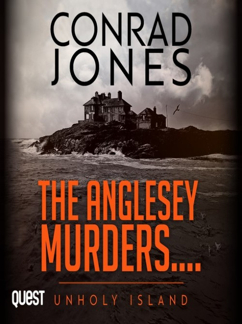 The Anglesey Murders Book 1: Unholy Island Cover