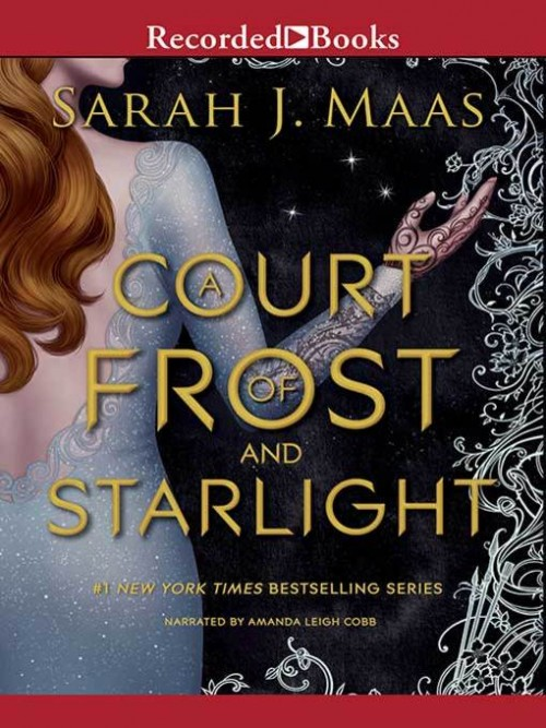 A Court of Thorns and Roses Book 3.1: A Court of Frost and Starlight Cover