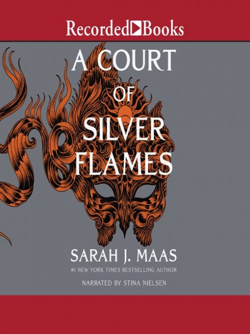 A Court of Thorns and Roses Book 4: A Court of Silver Flames Cover