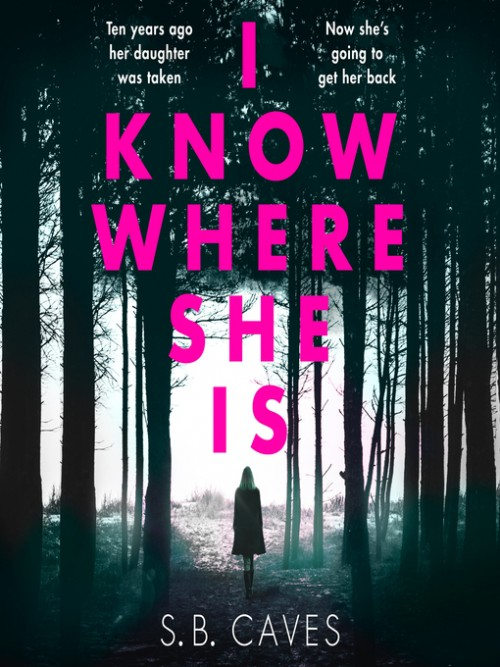 I Know Where She Is Cover