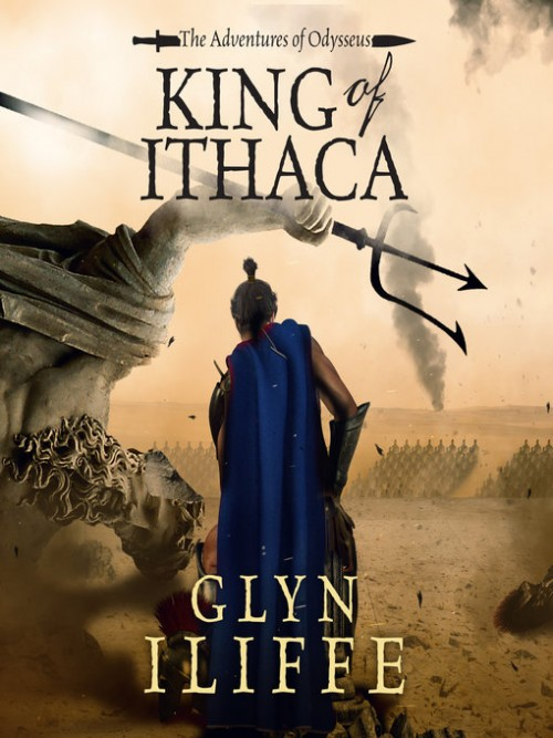 Adventures of Odysseus Book 1: King of Ithaca Cover