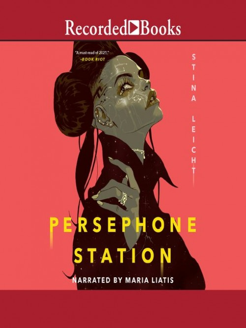 Persephone Station Cover