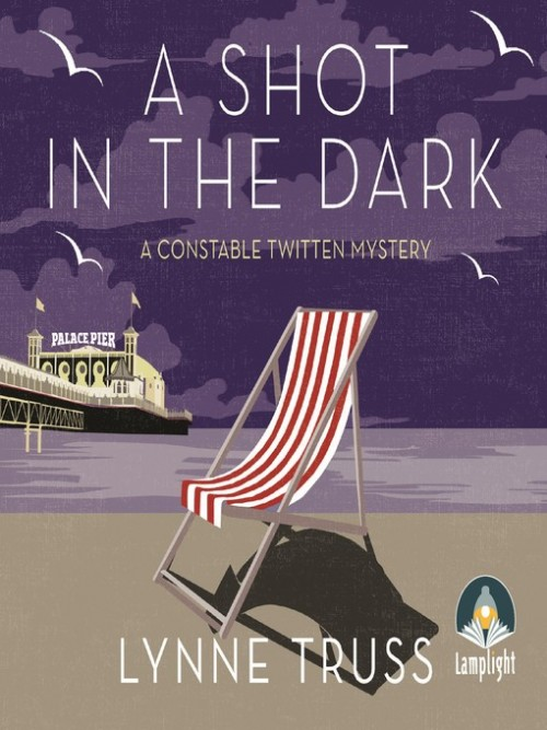 Constable Twitten Book 1: A Shot in the Dark Cover