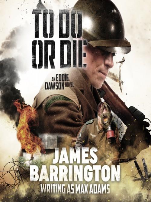 Eddie Dawson Book 1: To Do or Die Cover