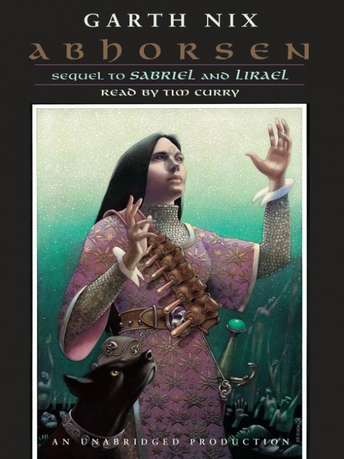 Old Kingdom Trilogy Book 3: Abhorsen Cover