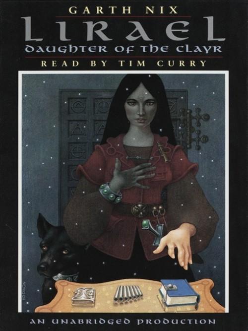 Old Kingdom Trilogy Book 2: Lirael Cover