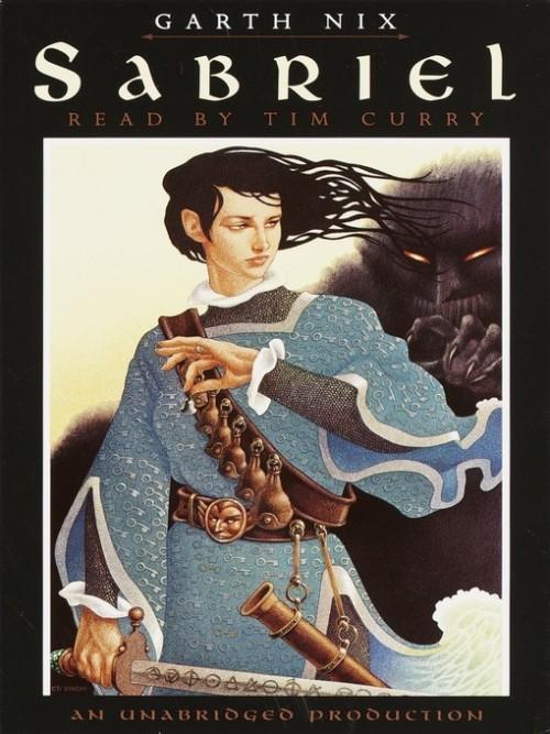 Old Kingdom Trilogy Book 1: Sabriel Cover