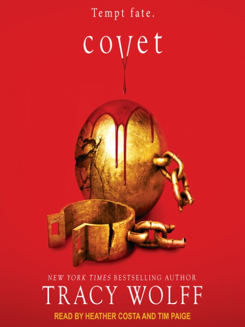 Crave Book 3: Covet Cover