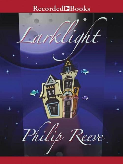 Larklight Book 1 Cover