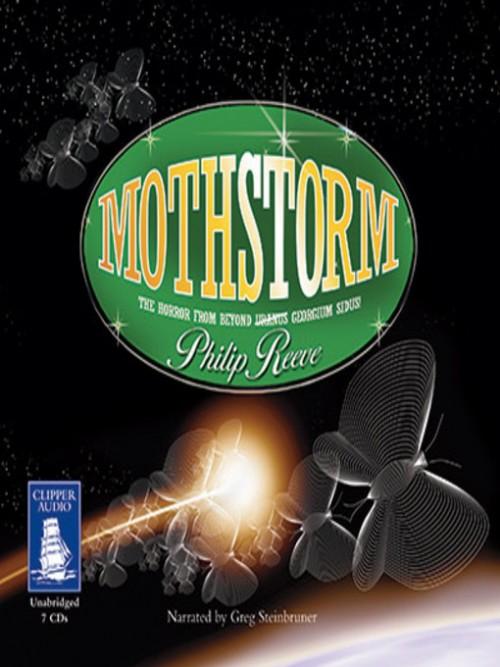 Larklight Book 3: Mothstorm Cover