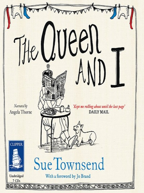 The Queen and I Cover