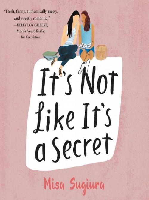 It's Not Like It's a Secret Cover