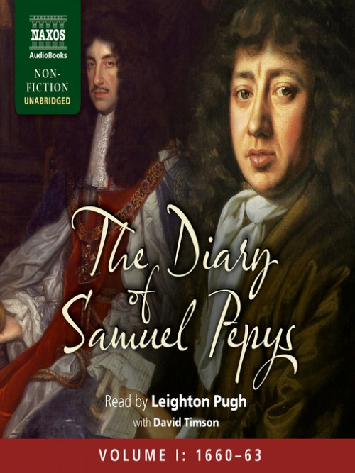 The Diary of Samuel Pepys, Volume I: 1660-1663 Cover
