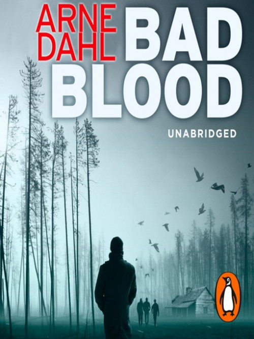 Intercrime Book 2: Bad Blood Cover