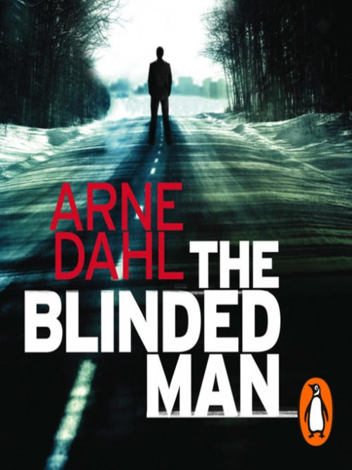 Intercrime Book 1: The Blinded Man Cover