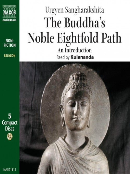 The Buddha's Noble Eightfold Path Cover