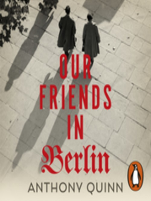 Our Friends in Berlin Cover