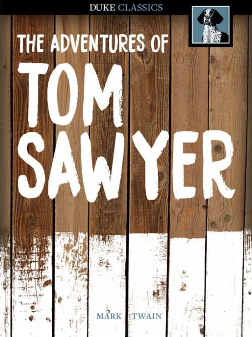 The Adventures of Tom Saywer Cover