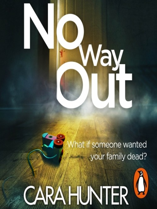 DI Fawley Series Book 3: No Way Out Cover