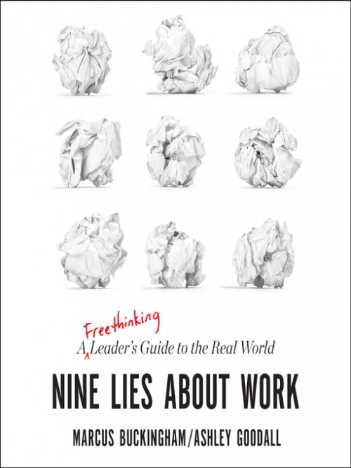 Nine Lies About Work Cover