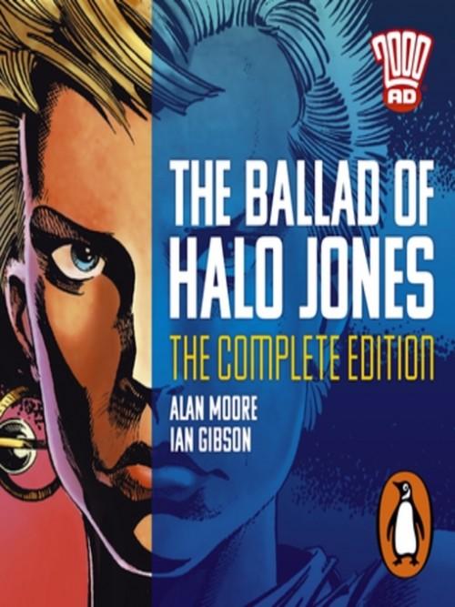 The Ballad of Halo Jones Cover