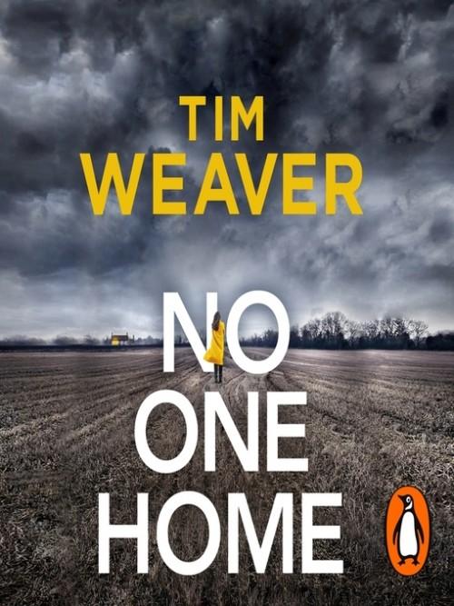David Raker Series Book 10: No One Home Cover