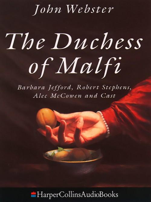 The Duchess of Malfi Cover