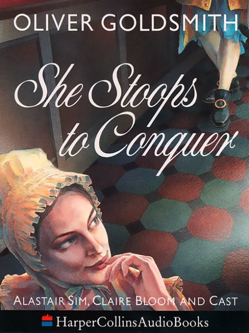 She Stoops to Conquer Cover