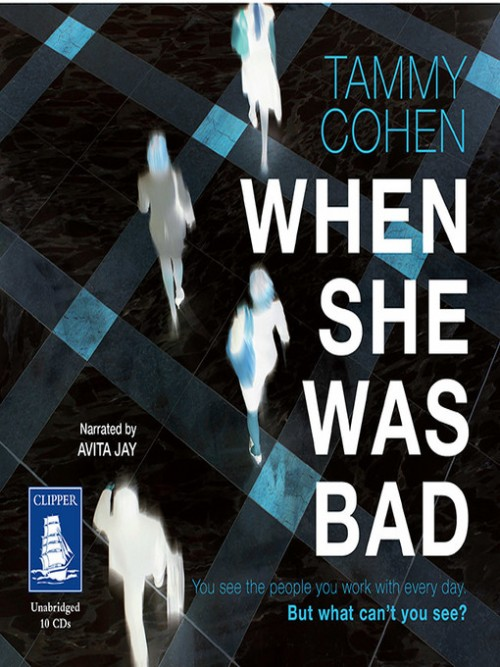 When She Was Bad Cover