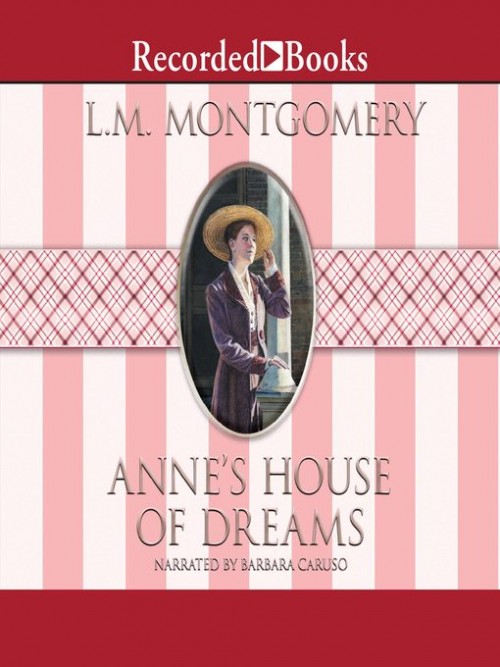 Anne of Green Gables Book 5: Anne's House of Dreams Cover