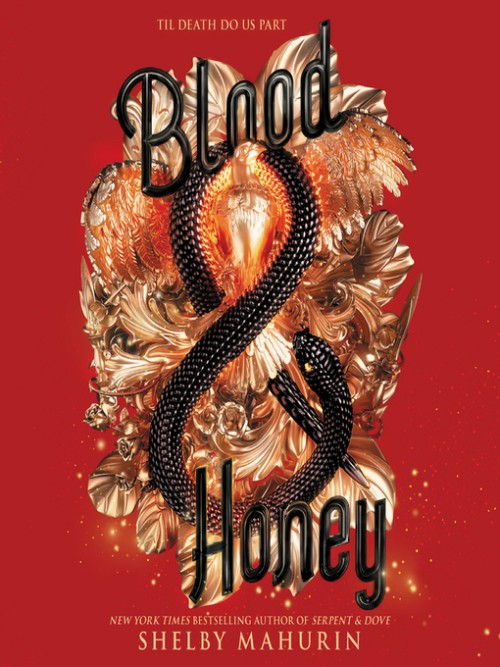 Serpent & Dove Book 2: Blood and Honey Cover