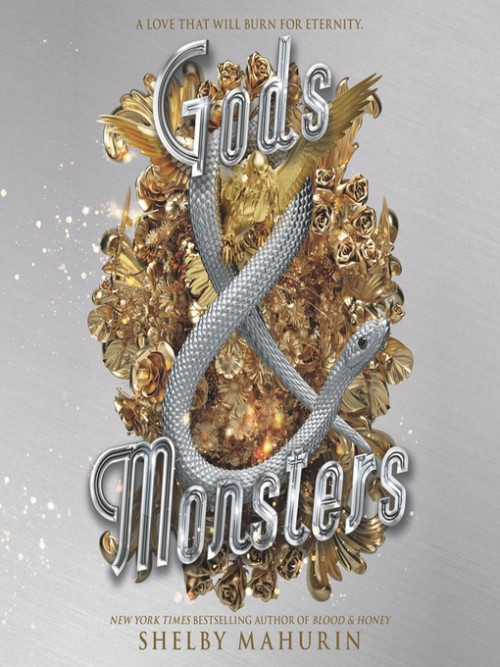 Serpent & Dove Book 3: Gods and Monsters Cover