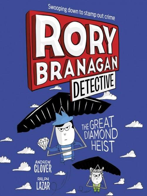 Rory Branagan Book 7: The Great Diamond Heist Cover